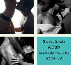 Sweet Spots Invitation